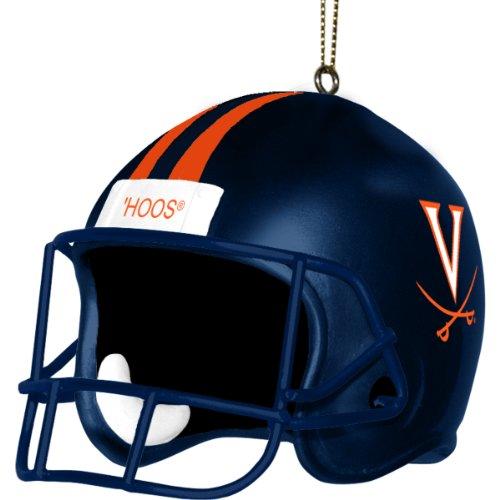 NCAA Virginia Cavaliers 3 Inch Helmet Ornament