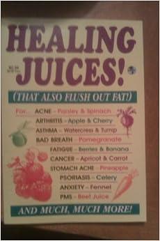 Book Healing Juices
