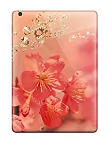 Ptncgak8857EBxHu Tpu Phone Case With Fashionable Look For Ipad Air - Flower S