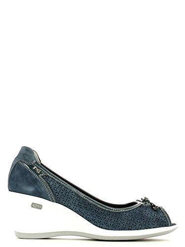 Nero Giardini - Zapatos de vestir para mujer Azul - azul