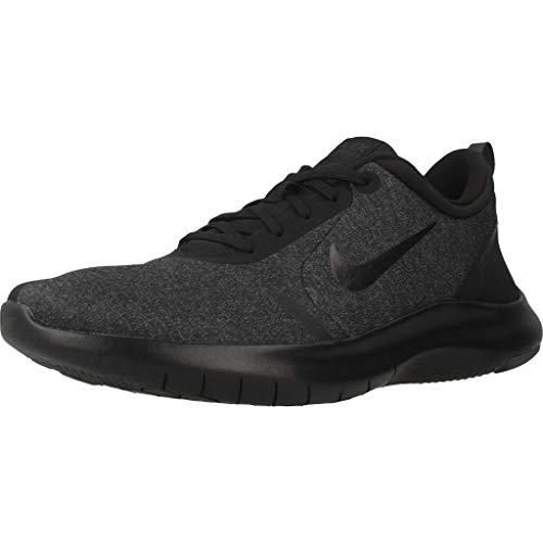 (Nike - Flex Experience RN 8 - AJ5900007 - Color: Black - Size: 9.5)
