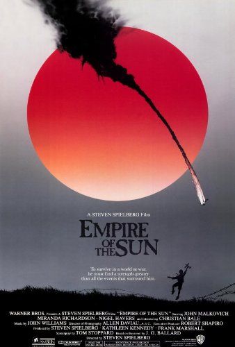Image result for empire of the sun movie poster amazon