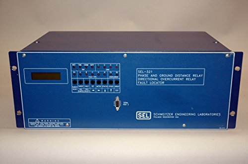 Ground Fault Relay (Schweitzer Engineering Laboratories SEL-321 Phase and Ground Distance Relay Directional Overcurrent Relay Fault Locator 321224256HGB554)