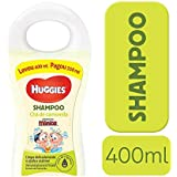 Shampoo Infantil Huggies Chá de Camomila, 400ml