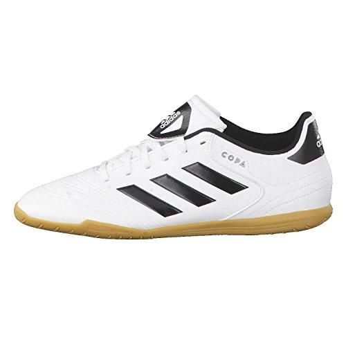 de Ftwbla fútbol 4 Zapatillas Tango para Copa Negbas In Hombre Sala 18 Ormetr adidas Blanco 000 SYRq4