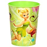 Hallmark Disney's Tinker Bell and Fairies 16 oz Plastic Cup