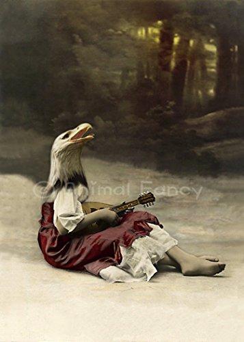 (Eagle Art Print -