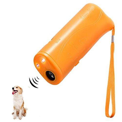 Pet Training Device Anti Barking Stop-Barking Ultrasonic Dog Repeller