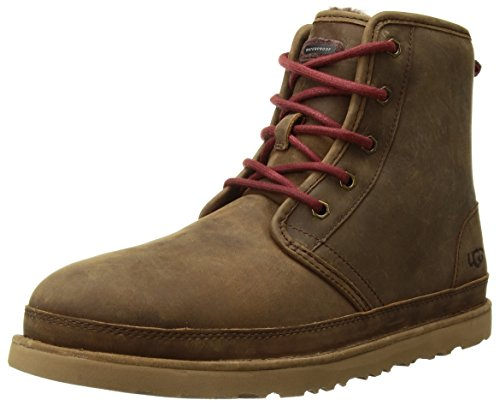 Image of UGG Men's Harkley Waterproof Chukka Boot, Grizzly, 10 M US