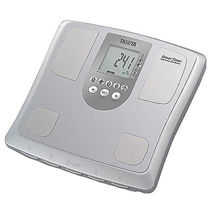 Tanita BC-541 Báscula personal electrónica Plata - Báscula de baño (Báscula personal electrónica