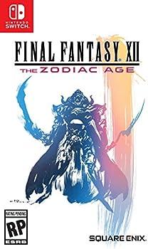 Final Fantasy XII The Zodiac Age for Nintendo Switch or Xbox One