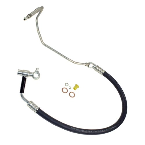 nissan armada power steering hose - 9