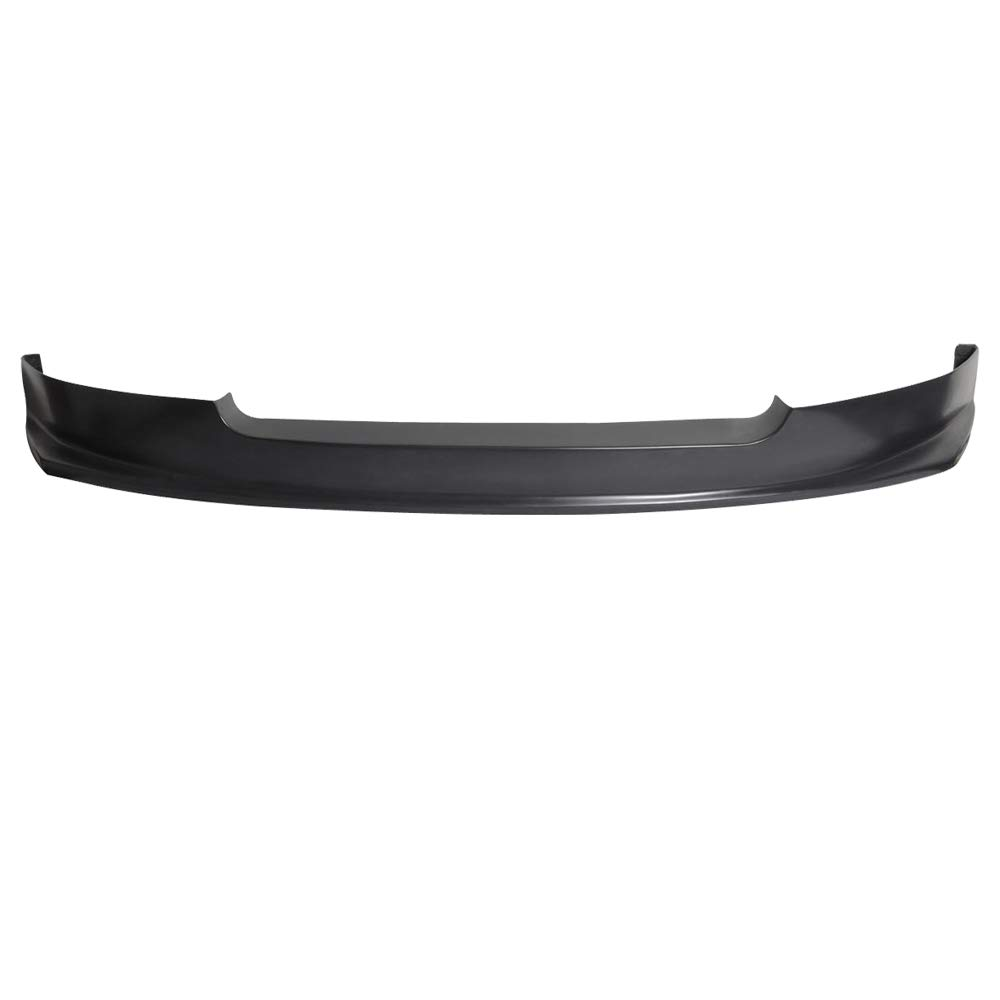 Front Bumper Lip Compatible With 2006-2009 Ford Fusion | DS Style Unpainted PU Spoiler Splitter by IKON MOTORSPORTS | 2007 2008