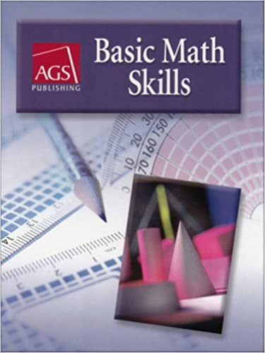 Basic math skills workbook answer key ags secondary 9780785429555 basic math skills workbook answer key 0th edition fandeluxe Gallery