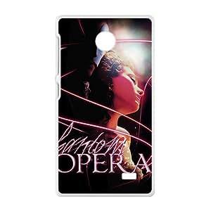 New Style Custom Picture Opera Prizrak Design Pesonalized Creative Phone Case For Nokia X