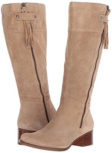 Naturalizer Women's Demi Riding Boot, Oatmeal, 6.5 W US by Naturalizer (Image #6)