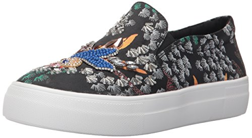 sale 2014 new 2014 unisex online Steve Madden Women's Gwen Fashion Sneaker Black/Multi buy online with paypal many kinds of sale online qyII3iE