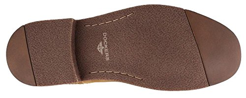 Hamnarbetare Mens Stanwell Chelsea Boot Brown-215