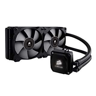 Corsair Hydro Series Extreme Performance Liquid CPU Cooler H100i (B009ZN2NH6) | Amazon price tracker / tracking, Amazon price history charts, Amazon price watches, Amazon price drop alerts