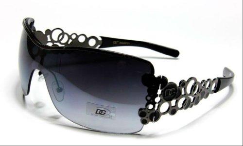 DG Eyewear Women's Bubble Aviator Sunglasses - Assorted Colors - Sunglasses W/l