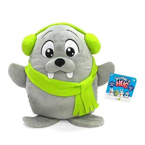 (Snuggle n' Hug Arctic Friends Plush - Walrus)
