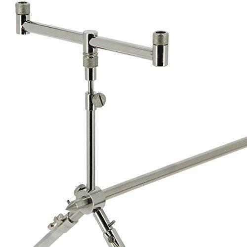 Um Eine Rod Pod f/ür mit Banksticks und Buzz Bars nutzen NGT Bank Stick Pod-Set Idealer Reise Pod