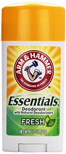 033200197935 - Arm & Hammer Natural Essence Fresh Scent Deodorant, 2.5 oz carousel main 0