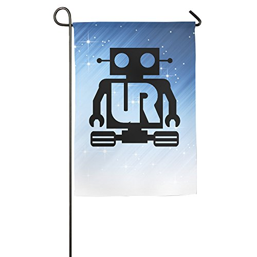 Cobain UR Brand Robort Decorative Garden Home Flag Match Banner 1827inch
