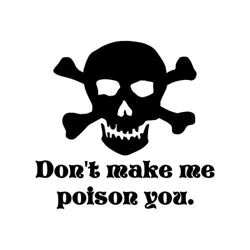 Bone Guitars Red (Don't Make Me Poison You 5