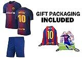 Best Soccer Kits - Barcelona Leo Messi #10 Jersey Kit - Ultimate Review