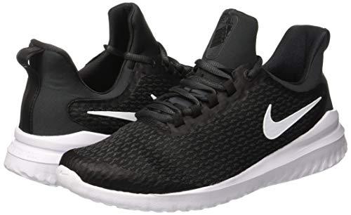 Rival Scarpe Renew Uomo 001 Nike Nero white black Da Ginnastica Basse anthracite 5qn7fAwf