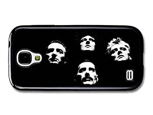 Queen Band Heads Freddie Mercury case for Samsung Galaxy S4 mini A2796 by mcsharks