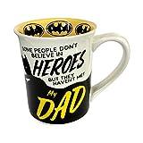 Best Enesco Dad Mugs - Enesco Our Name is Mud DC Comics Batman Review