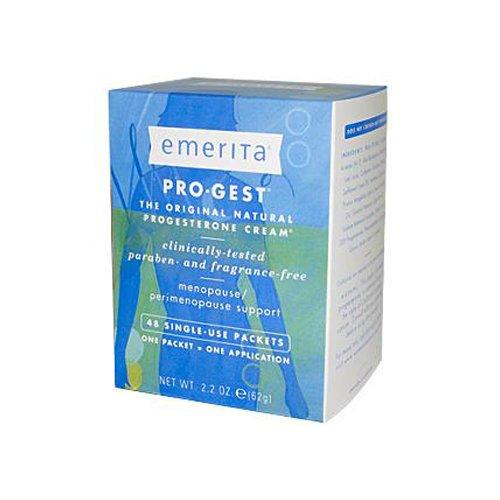 Emerita Pro-Gest Cream - 48 paquets