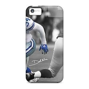 Vdr2355nxVX Dallas Cowboys Fashion Tpu 5c Case Cover For Iphone