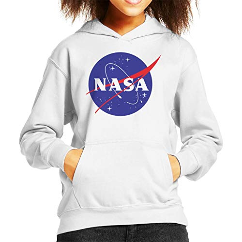 Nasa The Classic Insignia Kid's Hooded Sweatshirt