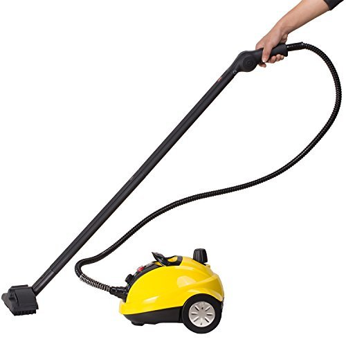 New Professional Heavy Duty Steam cleaner Portable Steamer Handheld Multi Purpose