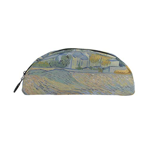 DEZIRO Van Gogh Blick Semicircle Students Stationery Pencil case Cosmetic - Blick Gift Card