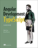 Angular Development with Typescript, 2nd Edition Front Cover