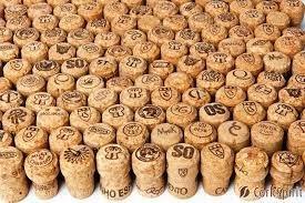 Champagne Corks - 100