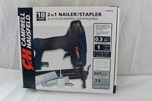 campbell hausfeld 2 in 1 nailer//stapler