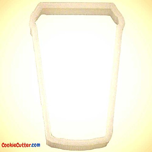 Latte Tall Cup Cookie Cutter product image
