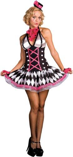 Harlequin Honey Adult Costume - Medium -