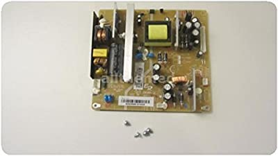 TopOne RCA LED40C45RQ RE46ZN0880 Power Supply Board with 4 Screws