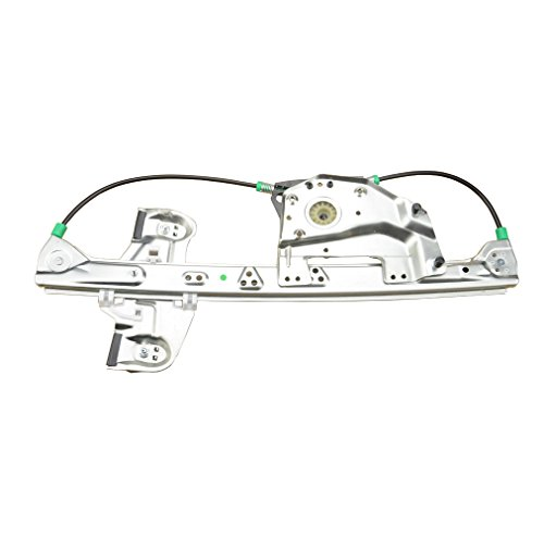A-Premium Power Window Regulator without Motor for Cadillac DeVille 2000-2005 Rear Left Driver Side