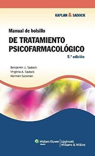 Manual de bolsillo de tratamiento psicofarmacológico (Spanish Edition)