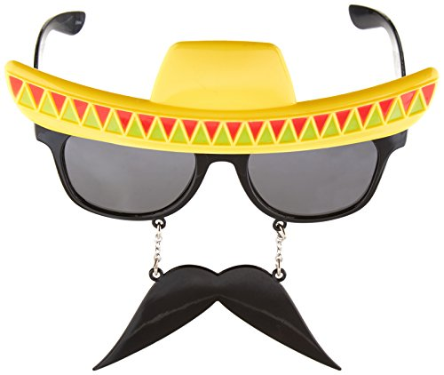 Costume Sunglasses Cinco de Mayo Fiesta