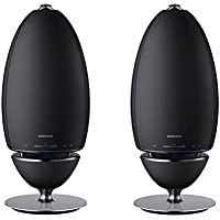 Samsung 2-Pack Radiant 360 R7 Wi-Fi Bluetooth Wireless Multi-Room 2-Way Streaming Speakers