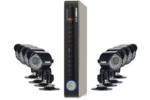 Lorex LH1888 Link 8Ch 4 Camera H.264 Pentaplex 500GB DVR w Ultimate Mobile Connectivity (Pentaplex Digital Video)