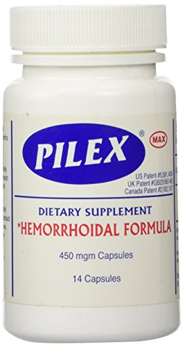 Pilex Max (Best Hemorrhoid Cream Uk)